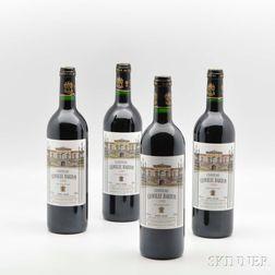 Chateau Leoville Barton 1995, 12 bottles
