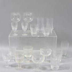 Approximately Fifty-nine Pieces of Waterford Crystal Stemware.