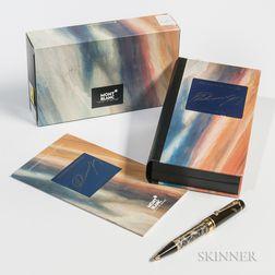 Montblanc Alexandre Dumas Writers Series Limited Edition Ballpoint Pen