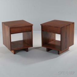 Two Studio Furniture Night Tables