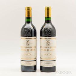 Chateau Pichon Lalande, 2 bottles