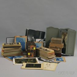 Large Group of Photography-related Collectibles and Ephemera