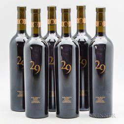 Vineyard 29 Aida 2007, 6 bottles