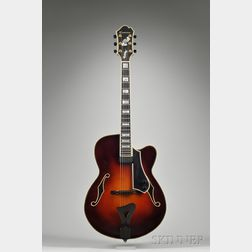 American Archtop Guitar, Bill Comins, Philadelphia, 1996, Model Chester Avenue