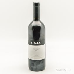 Gaja Langhe Nebbiolo Conteisa 2009, 1 bottle