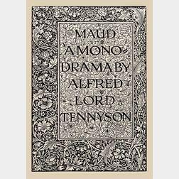 (Kelmscott Press, William Morris)