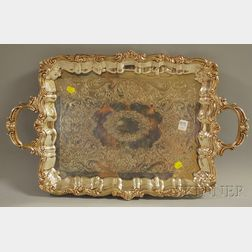 Sheridan Silver-plated Serving Tray