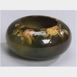 Rookwood Pottery Standard Glazed Low Bowl