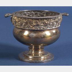 Samuel Kirk Coin Silver Bowl