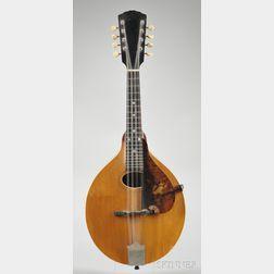 American Mandolin, Gibson Mandolin-Guitar Company, Kalamazoo, c. 1914, Style A