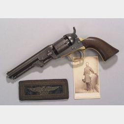Colt Pocket Pistol Belonging to Civil War Col. Samuel W. Black
