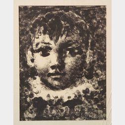 Pablo Picasso (Spanish, 1881-1973)      Claude