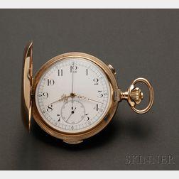 Quarter-hour Repeating Chronograph