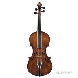 English Violin, Jacob Lomax, Bolton, 1904