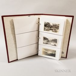 Small Group of Photographs Relating to Hawaii.     Estimate $20-200