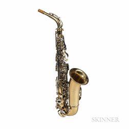 Alto Saxophone, Caravelle