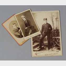 Group of Albumen Prints by Friese Greene