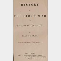 (Indian Wars), Heard, Isaac V.