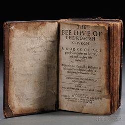 Marnix van St. Aldegonde, Philips van (1538-1598)   The Bee Hive of the Romish Church