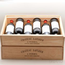 Chateau Lafleur 2007, 12 bottles (2 x owc)