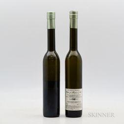 Michele Chiarlo Nivole Grappa di Moscato DAsti NV, 2 demi bottles