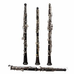 Four Oboes