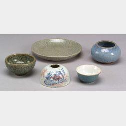 Five Ceramics