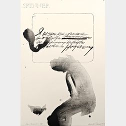 Alexander Liberman, illustrator (American, 1912-1999)      Nostalgia for the Present