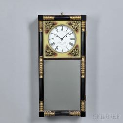 E. Howard & Co. New Hampshire Mirror Clock