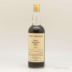 Finest Demerara Rum 21 Years Old 1963, 1 750ml bottle