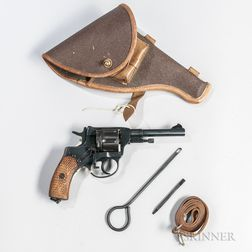 Nagant Model 1895 Double-action Revolver