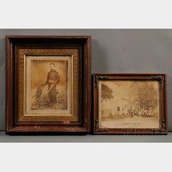 Civil War Photographs.