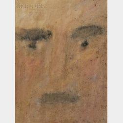 Lucas Samaras (Greek/American, b. 1936)      Untitled (Head) [Self-Portrait]
