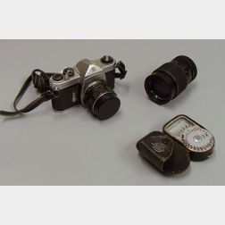 Pentax Spotmatic Camera No. 2572606