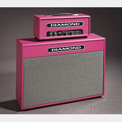 American Amplifier, Diamond Amplification, Houston, 2010