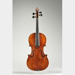 American Violin, O.L. Emmons, Natural Bridge (New York), 1902