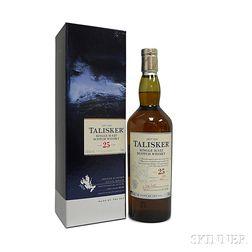 Talisker 25 Years Old, 1 750ml bottle