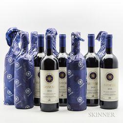 Tenuta San Guido Sassicaia 2010, 12 bottles