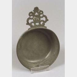 Pewter Bleeding Bowl