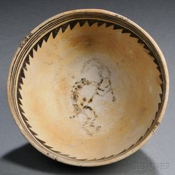 Anasazi Pictorial Bowl