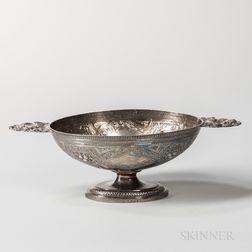 George III Sterling Silver Two-handled Bowl