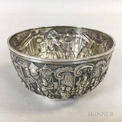 Export Silver Bowl