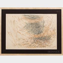 Bernard Childs (American, 1910-1985)      Frumenti