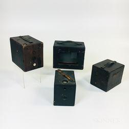 Four Plate Cameras