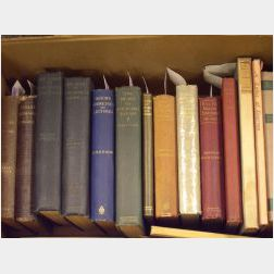 Emerson, Ralph Waldo (1803-1882), Seventeen Titles