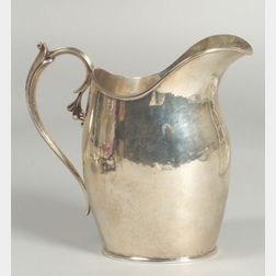 Cellini Craft Sterling Silver Pitcher