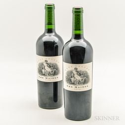Harlan Estate The Maiden 2009, 2 bottles