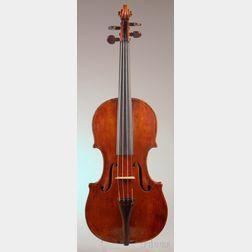Violin, c. 1850, Ascribed to Guadagnini School