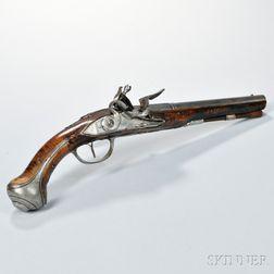 Italian Flintlock Pistol