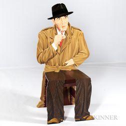 Kathy Callahan Humphrey Bogart Chair